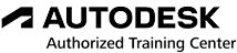 Logo AutoDesk Authorized Training Center
